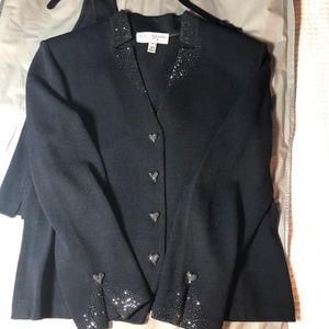 St Johns jacket and camisole